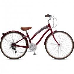 """Bicicleta Nirve Starliner Bordeaux 21V Tam 16"""""""