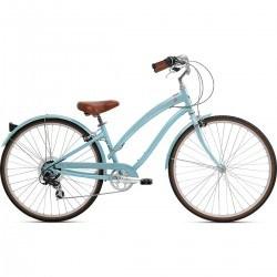 "Bicicleta Nirve Starliner Powder Blue 7V Tam 16"""