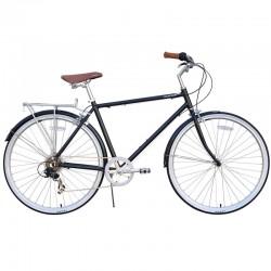Bicicleta XDS Captain Gloss Black 2015 Firmstrong 7 velocidades