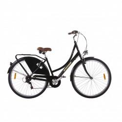 "Bicicleta Mobele Classic Oma-A 28"" Preta"