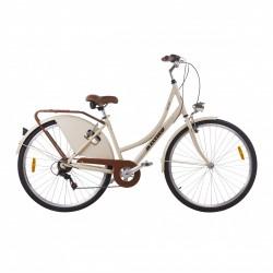 "Bicicleta Mobele Classic Oma-A 28"" Bege"