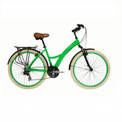 Bicicleta Tito Urban Premium ID Verde