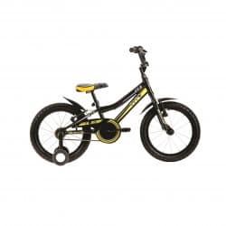 Bicicleta Infantil Tito Volt 1.6 Preta