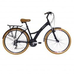Bicicleta Tito Urban Premium ID Preta