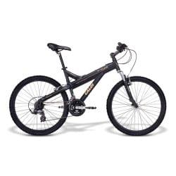 Bicicleta Caloi T-Type Preta